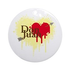 Don Juan Ornament (Round)