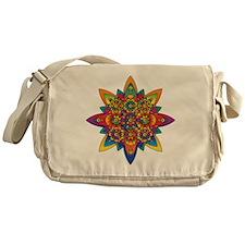 Dmt Eyes Messenger Bag