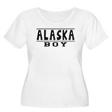 Alaska Boy Designs T-Shirt