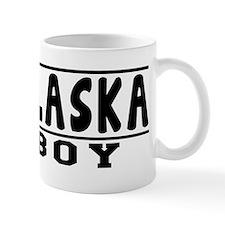 Alaska Boy Designs Mug