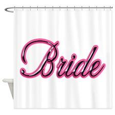 Bride D Shower Curtain