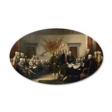 Declaration Independence Wall Decal