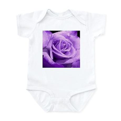 Rose Purple Infant Bodysuit