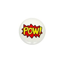 POW! Mini Button (10 pack)