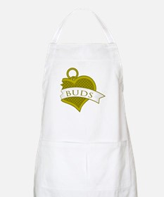Best Buds Color (Buds) BBQ Apron