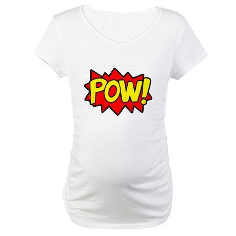 POW! Maternity T-Shirt