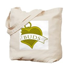 Best Buds Color (Buds) Tote Bag