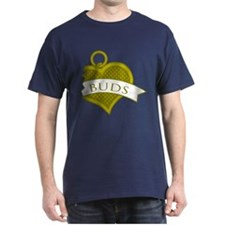 Best Buds Color (Buds) T-Shirt