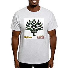 Reptus Logo Ash Grey T-Shirt