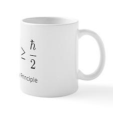 Heisenberg Uncertainty Princi Small Mug