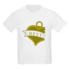 Best Buds Color (Best) Kids T-Shirt