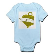Best Buds Color (Best) Infant Bodysuit