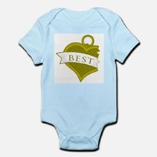 Best Buds Color (Best) Onesie