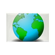 Earth Globe Magnets