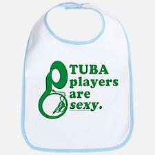 Tuba Players are Sexy Bib