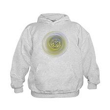 Atom Flowers #13 Hoodie