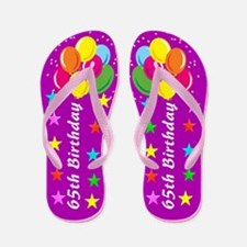 CELEBRATE 65 Flip Flops