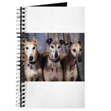 Greyhounds Three Journal