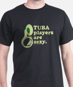 Tuba Players are Sexy T-Shirt