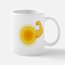 Solar Power Sun Mugs