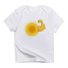 Solar Power Sun Infant T-Shirt