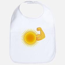 Solar Power Sun Bib
