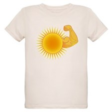 Solar Power Sun T-Shirt