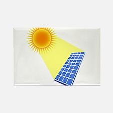 Solar Panel Under the Sun Magnets