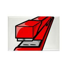 Red Stapler Magnets