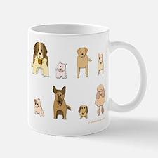 Woof Gang Line Up! Mug