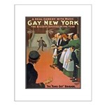 gay new york Small Poster