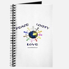 Peace Unity Love Journal