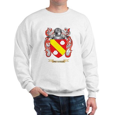Petzold Coat of Arms (Family Crest) Sweatshirt