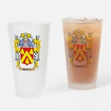 Abbott Coat of Arms - Family Crest Drinking Glass