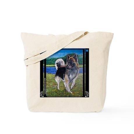 German Shepherd Mix Tote Bag