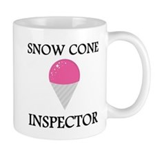 Snow Cone Inspector Mugs