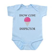 Snow Cone Inspector Body Suit