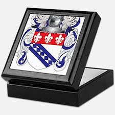 Phelan Coat of Arms (Family Crest) Keepsake Box