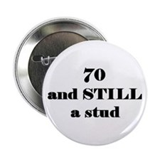 "70 still stud 3 2.25"" Button"