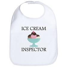 Ice Cream Inspector Bib