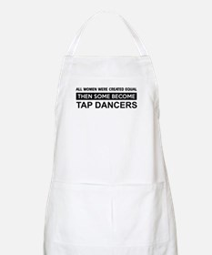 tap created equal designs Apron