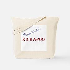 Kickapoo Tote Bag