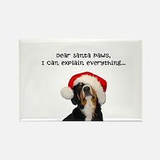 Dear Santa Paws, I can Explain Magnets