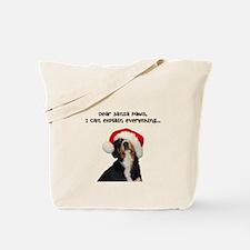 Dear Santa Paws, I can Explain Tote Bag