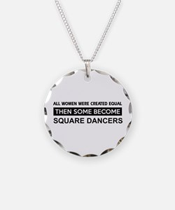 square created equal designs Necklace