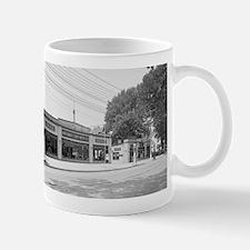Early Chevrolet Dealership Mugs