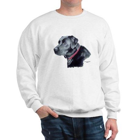 Hawke, Black Labrador Sweatshirt
