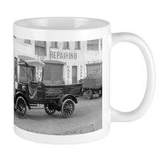 Witt Will Delivery Truck Mugs