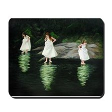 Angels of Muskoka Mousepad
