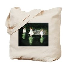 Angels of Muskoka Tote Bag